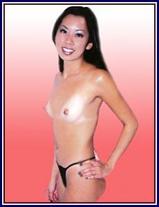 Asian pron star leanni