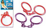Couples Pliable Cuffs - Red