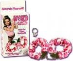 Shane's World Cuffs - Pink