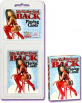 My Baby Got Back Playing Cards