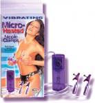 Micro Heated Nipple Clamp