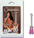 Cleopatra Collection Clitorial Jewelry - Crystal Purple