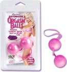 Krystal's Futurotic Orgasm Balls - Pink