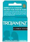 Trojan Enz Premium Lubricant - 3 Pack