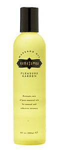 Pleasure Garden Aromatic Massage Oil 6 oz