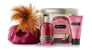 Raspberry Kiss Treasure Trove Gift Set