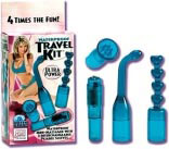Waterproof Travel Kit - Teal