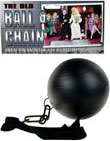 Bachelorette Party Ball and Chain