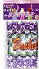 Bachelorette Party Fringe Foil Banner