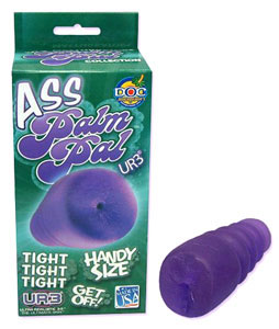 Ass Palm Pal Frosted UR3 - Ass - Purple
