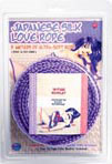 Japanese Silk Love Rope 5m Purple