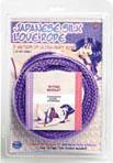 Japanese Silk Love Rope 3m - Purple