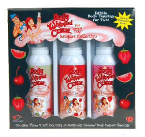 Body Whipped Creme Sampler Collection