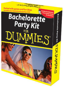 Bachelorette Party Kit For Dummies