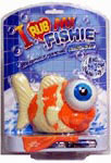 I Rub My Fishie - Original Orange