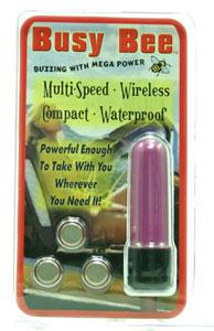 Busy Bee Waterproof Pink Vibe