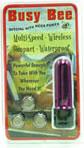 Busy Bee Waterproof Purple Vibe