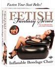 Fetish Fantasy Inflatable Bondage Chair