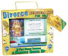 Divorce Survival Kit For Him