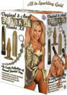 Vaginal & Anal Gold Sparkle Kit