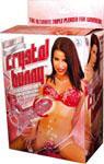 Crystal Bunny - Pink