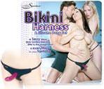 Bikini Harness & Silicone Dong Set