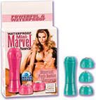 Waterproof Mini-Marvel Pleasure Set - Teal
