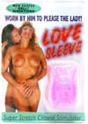 Love Sleeve - Pink