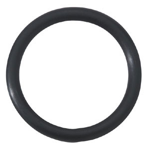 Black Rubber Cockring 1.5