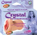 Crystal Better Than Real Skin Pussy