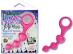 Ultimate Love Pacifier X-10 Beads - Pink