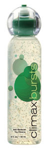 Climax Bursts Anti Bacterial Adult Toy Cleaner