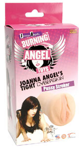 Joanna Angel's Tight CyberSkin Pussy Stroker