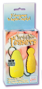 Candy Color Teasers - Yellow