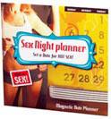 Sex Night Planner