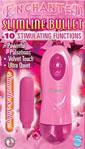 Enchanted Slimline Bullet - Pink