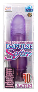 10 Function Impulse Softee Satin