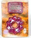 Love My Cock Ring - Purple