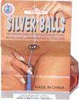 Large Balls - Silver