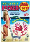 Inflatable Pecker Beach Ball