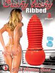 Cushy Tushy Ribbed - Red
