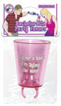 Bachelorette Party Ring Shot Glass