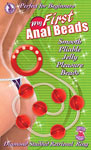 My First Anal Beads - Red