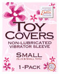 Toy Covers Single Pack Small