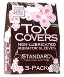 Toy Covers 3 Pack Standard