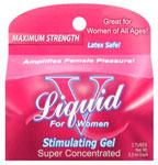 Liquid V For Women - 3 pk Tubes 3.3 ml ea