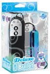 Deluxe Slim Bullet - Turquoise