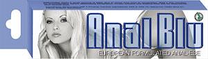 Anal Blu Lube .5 oz