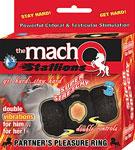 Macho Stallions Super Stretchy Pleasure Ring