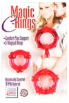 Magic C-Rings - Red